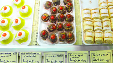 Dolci - Sweet Secrets of Sicilian Cuisine