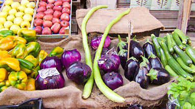 Vegetables - the Foundation of Sicilian Cuisine
